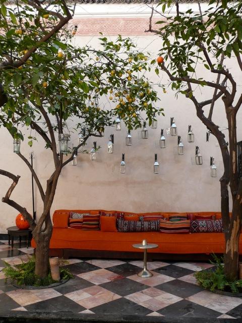 Riad El Fenn Marrakech (foto: Caperleaves)