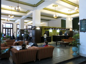Lobby Ambos Mundos Havanna, Cuba (Foto: Caperleaves)