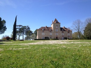 Chateau de Haute Serre, Cahors (foto: Caperleaves)
