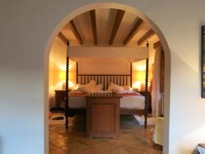 Onze kamer (foto: Caperleaves)