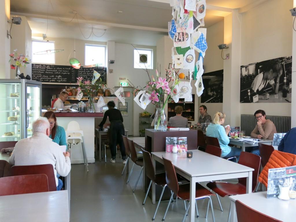 Bagel Bakery & Burgers Rotterdam (foto: Caperleaves)