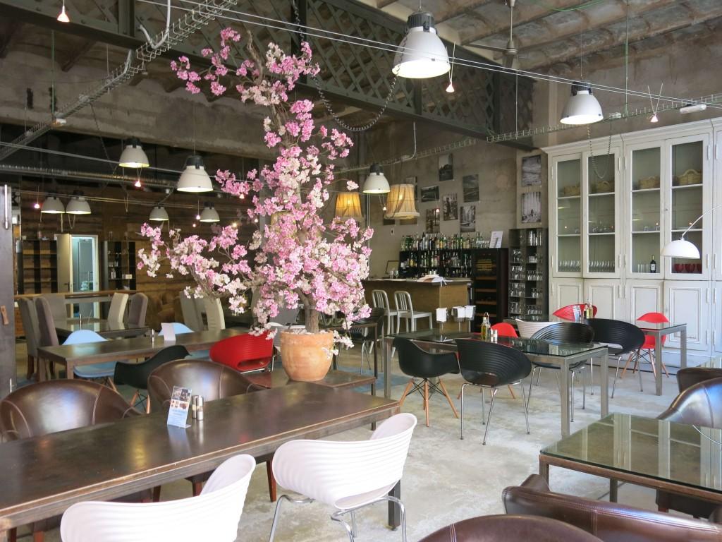 Restaurant Brondo Architect Hotel (foto: Caperleaves)
