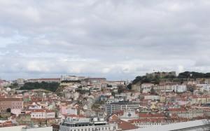 Uitzicht LostInEsplanada (foto: Caperleaves)