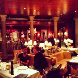 Restaurant Palazzina G (foto: Caperleaves)