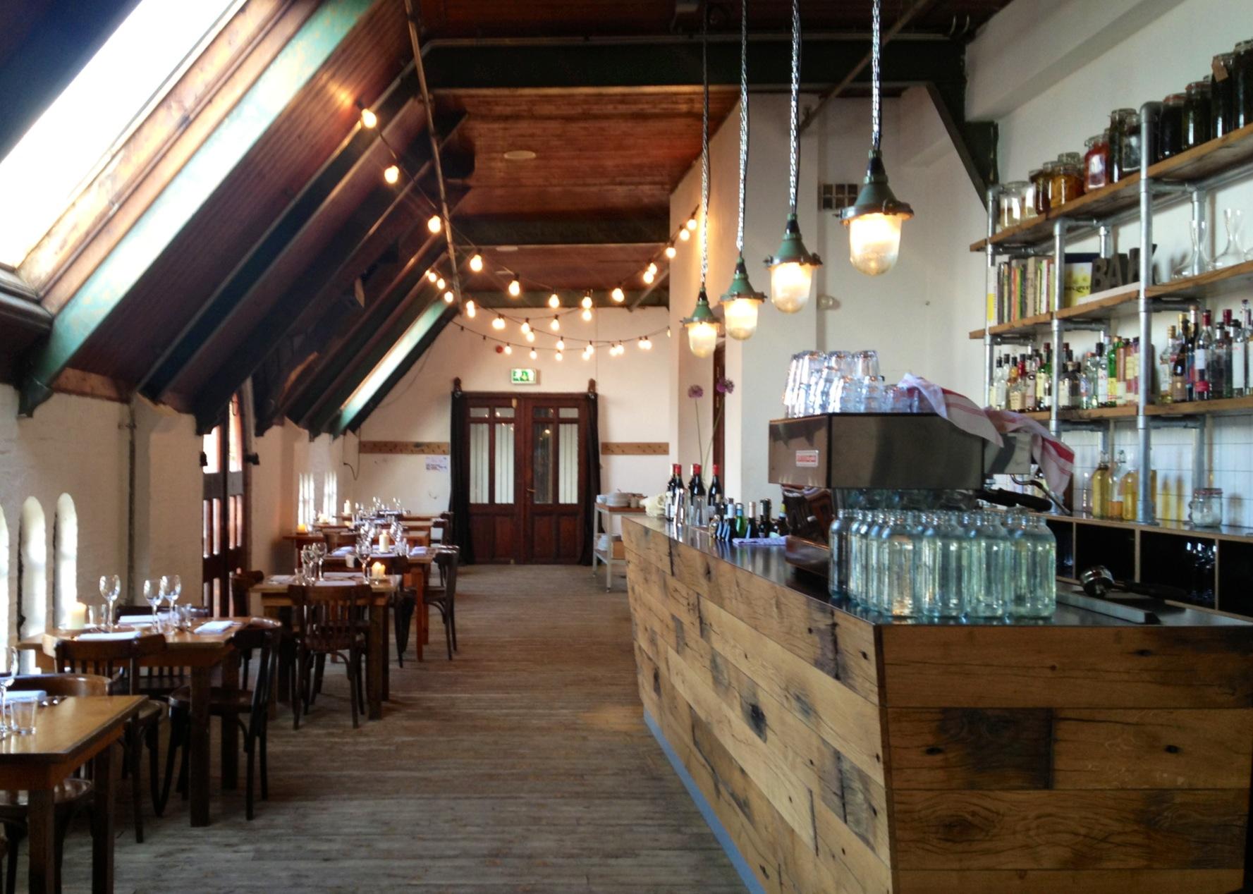 Bak restaurant, Амстердам - отзывы о ресторанах