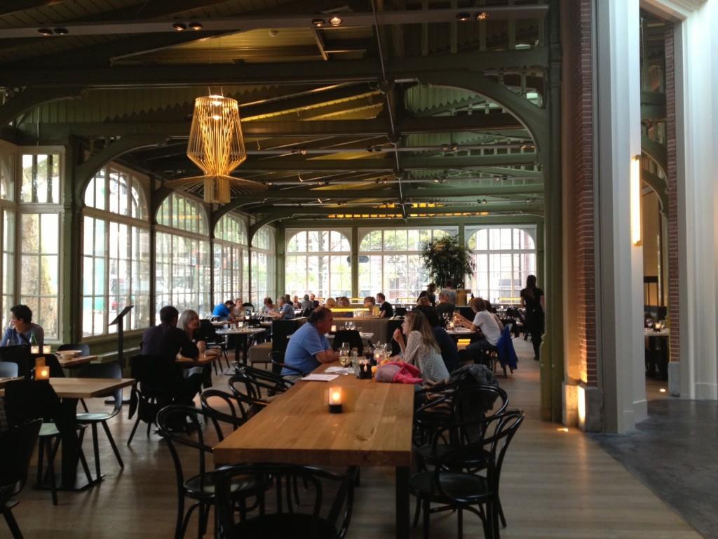 Cafe-restaurant De Plantage, Amsterdam (foto: Caperleaves)