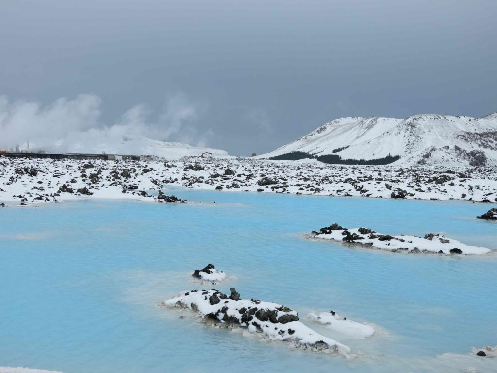 Blue Lagoon IJsland (foto: Caperleaves)