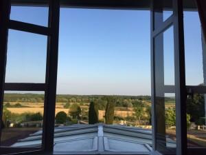 Villa Roffa in de Loire (foto's Caperleaves)