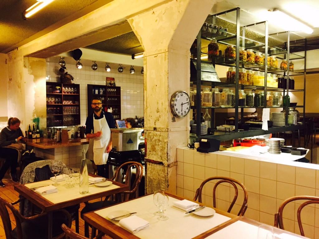 Restaurant Kaagman&Kortekaas (foto: Caperleaves)