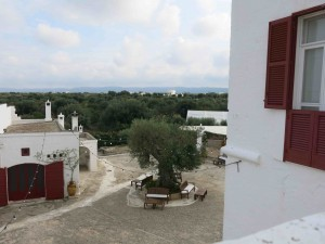 Masseria en Beach Club Coccaro (foto's: Caperleaves)