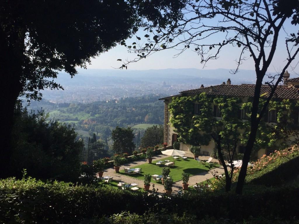 Belmond Villa San Michele Florence (foto: Caperelaves)