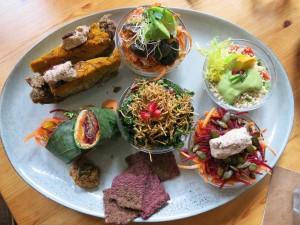 Eten bij YAY Amsterdam (foto's: Caperleaves)