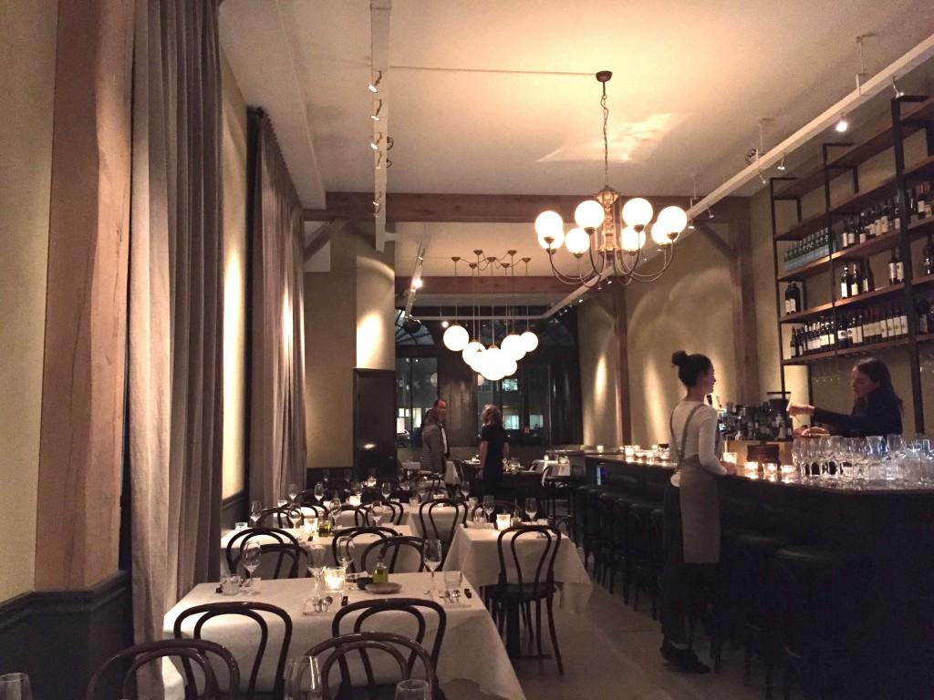 Restaurant Breda in Amsterdam (foto: Caperleaves)
